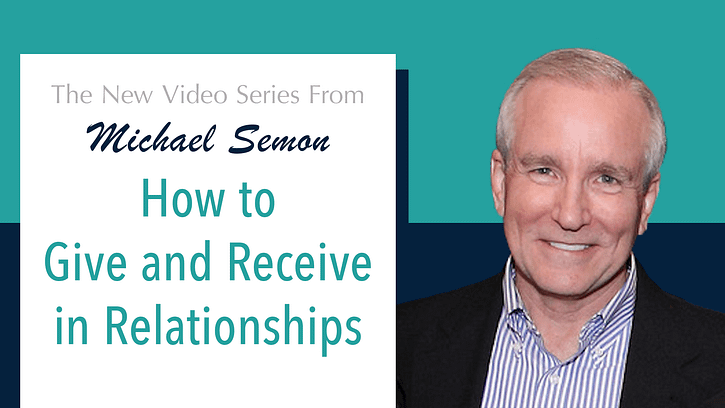 How to Give and Receive in Relationships